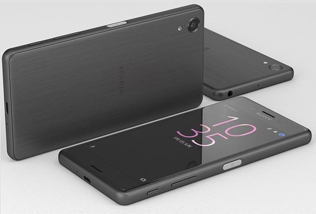 Sony представила в России новую линейку смартфонов