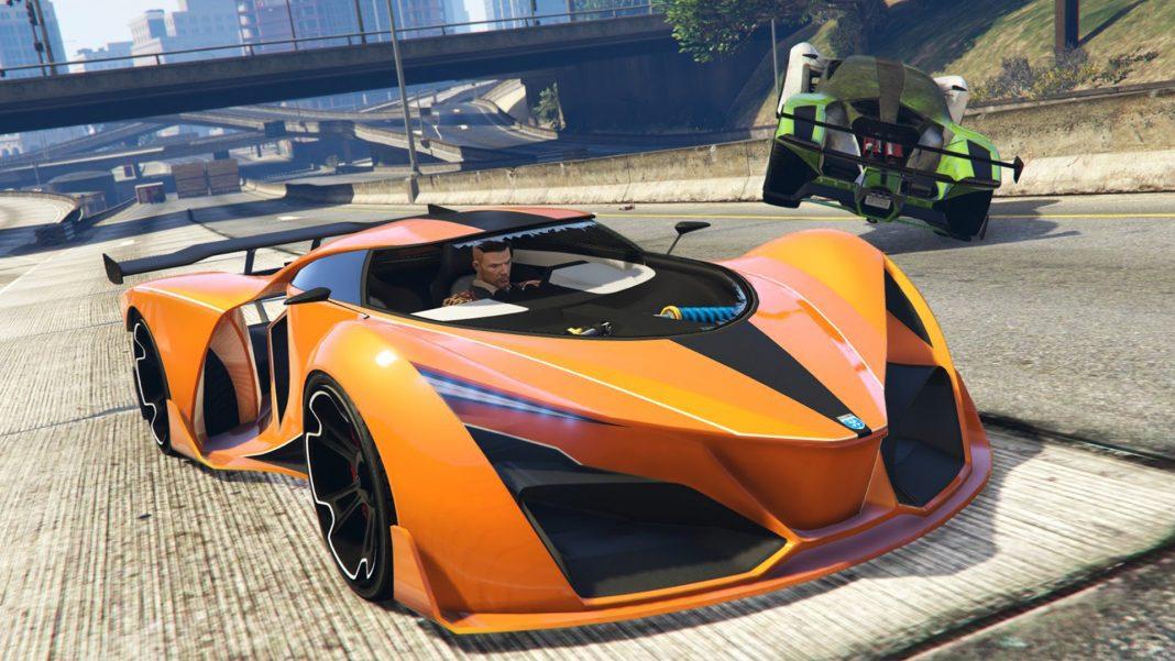 В GTA Online вышло обновление «Доминирование» с Grotti X80 Proto