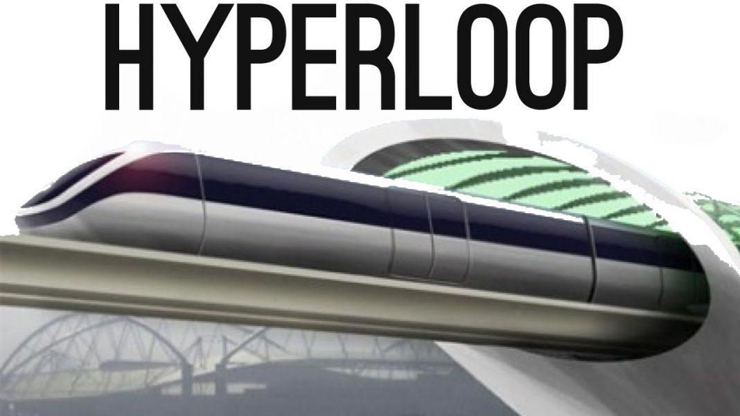 Hyperloop могут построить в Москве