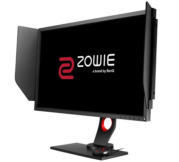 Игровой монитор Benq Zowie XL2735 основан на панели TN и может предложить необычный комплект поставки