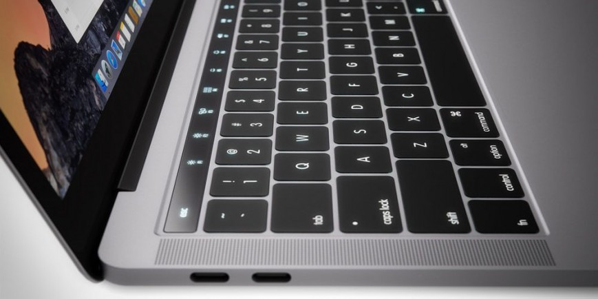 Новый MacBook Pro получит кнопку включения с Touch ID