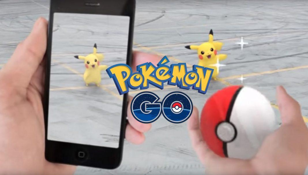 Игра Pokemon GO воздействует на экономику
