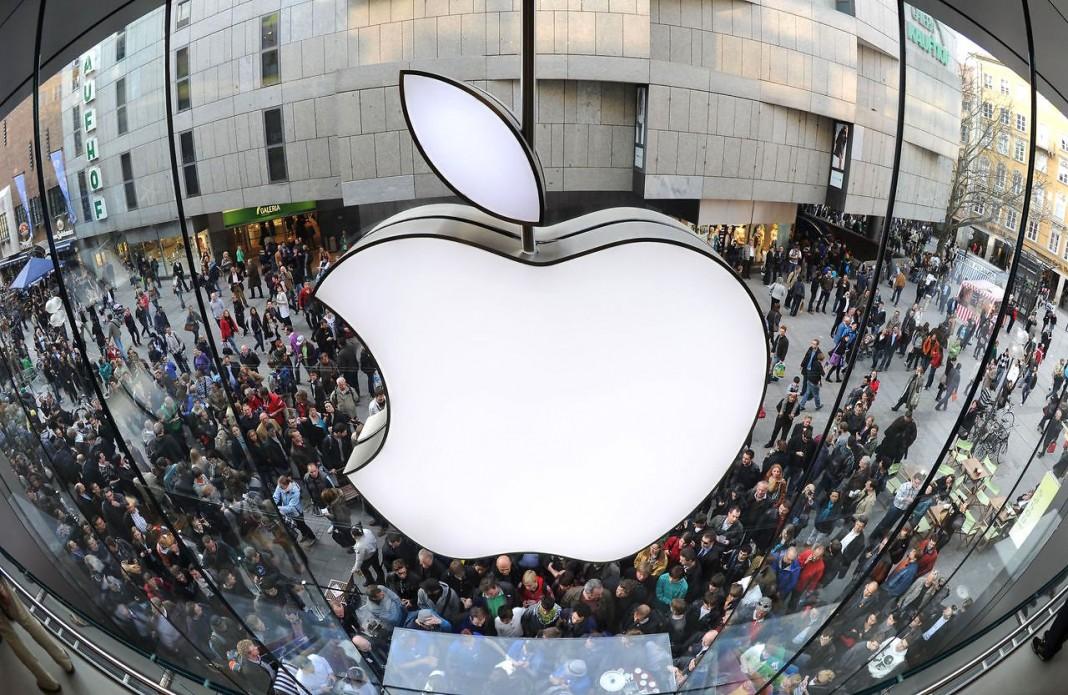 11Инвесторы начали массово избавляться от акций Apple