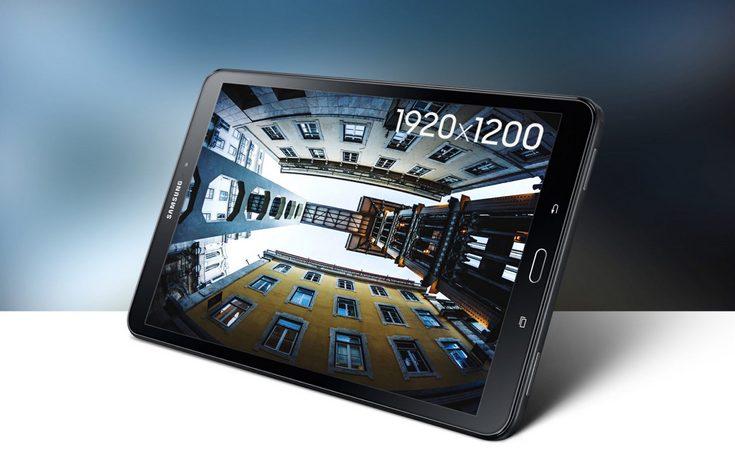 Представлен планшет Samsung Galaxy Tab A (2016) with S Pen