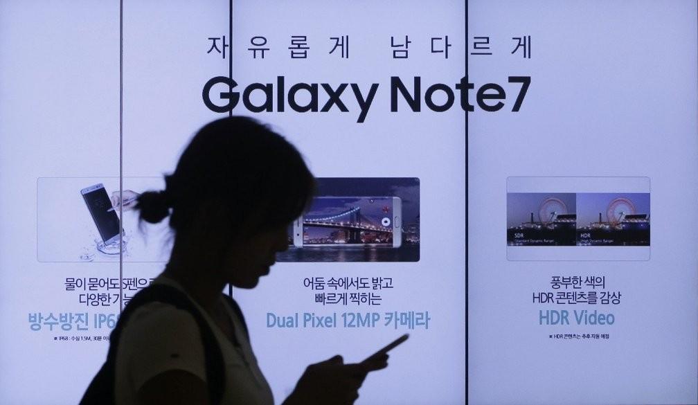 Китайский поставщик аккумуляторов для Galaxy Note 7 опроверг дефект продукции