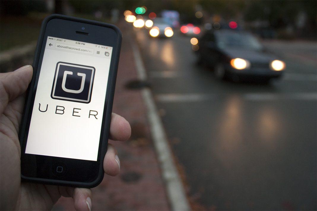 Uber работает над воздушным такси с вертикальным взлётом