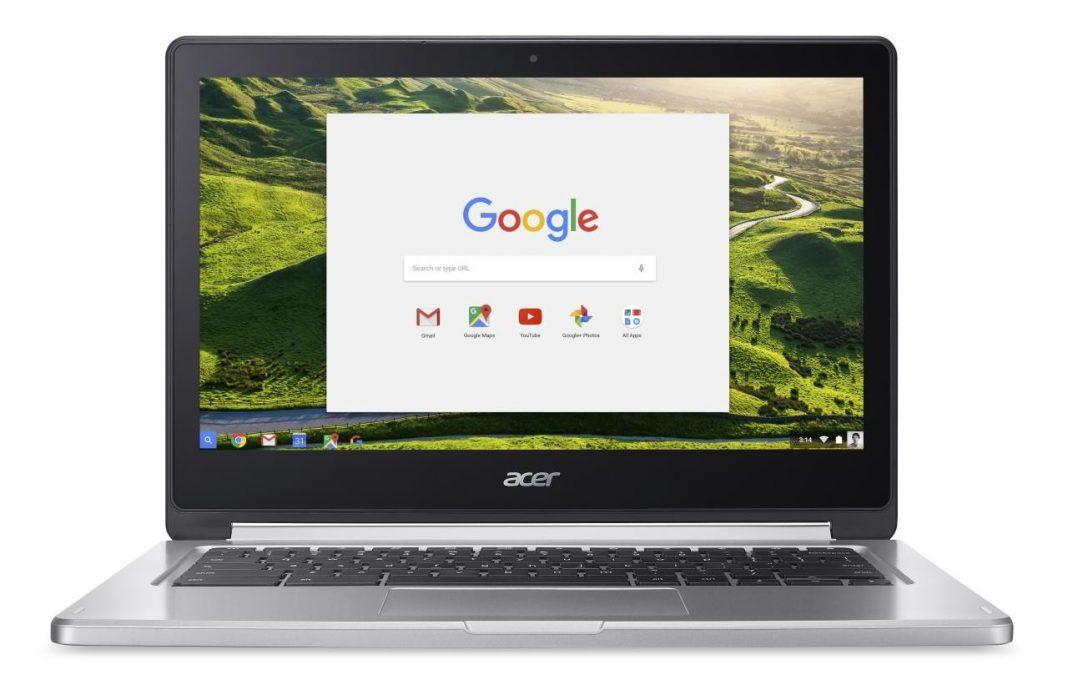 Acer Chromebook R13 получил Google Play и поддержку Android