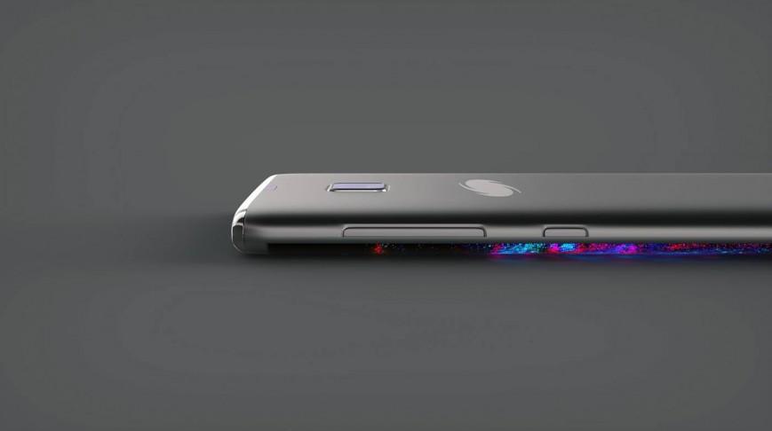Galaxy S8 станет первым смартфон Samsung с распознаванием силы нажатия
