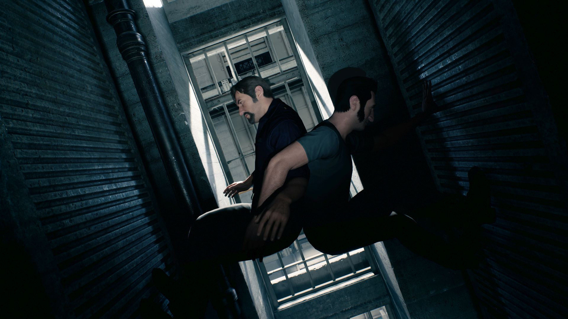 A Way Out – побег из тюрьмы вместе с напарником