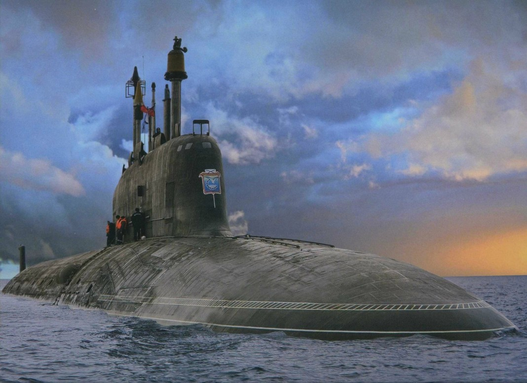 ВМФ России задумался над созданием атомной подлодки-робота