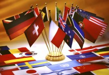 страны флаги перевод