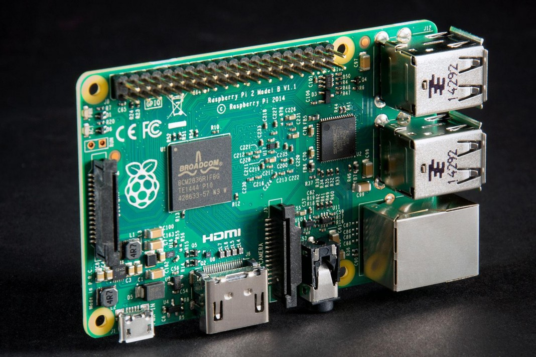Стартовали продажи одноплатного компьютера Raspberry Pi 3