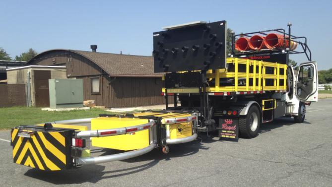 Driverless Construction Truck