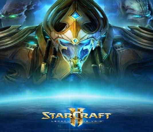 Выход StarCraft II: Legacy of the Void состоится 10 ноября!