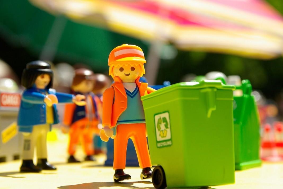 ROAR — роботизированные уборщики мусора от Volvo