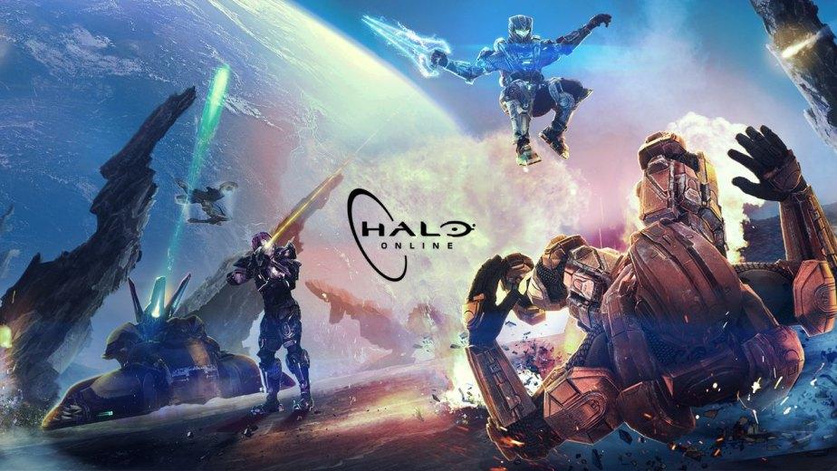 Закрытое бета-тестирование многопользовательского шутера Halo Online стартовало