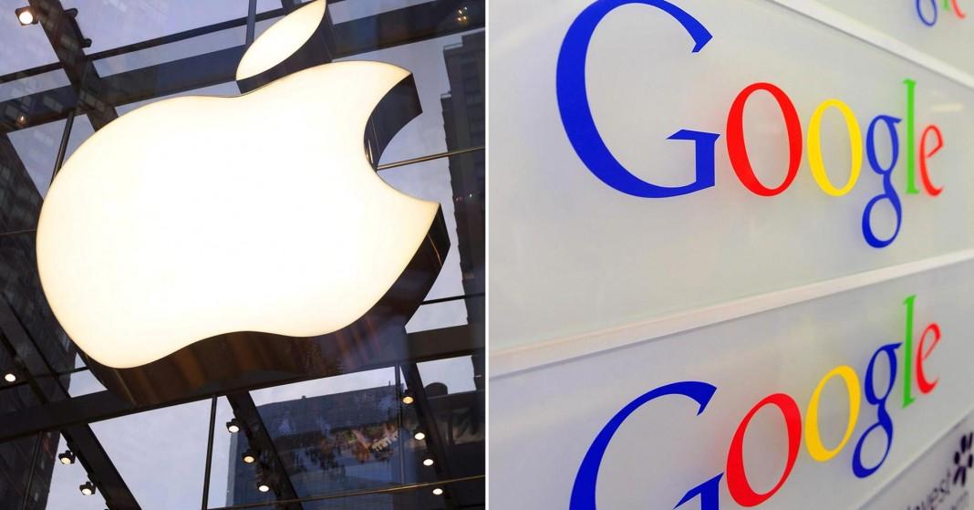 Apple и Google возглавили список лучших мировых брендов