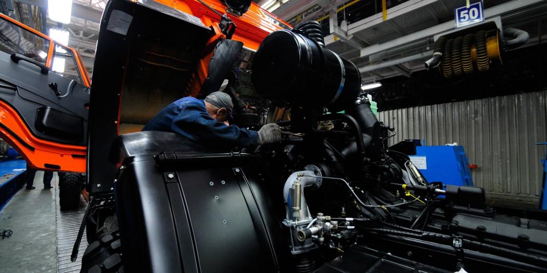 Спроектированные и произведенные в России беспилотные автомобили ожидаются к 2018 году