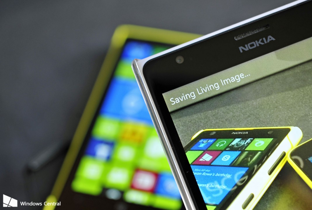 Обновлённая функция Living Image дебютирует в Lumia 950 и Lumia 950 XL