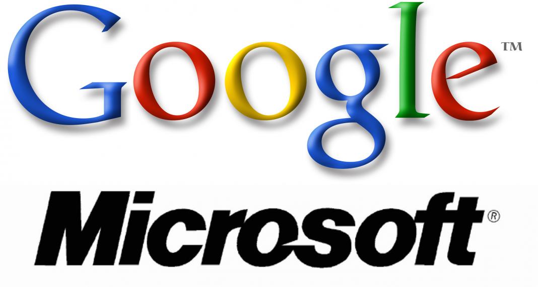 Microsoft и Google уладили все патентные споры