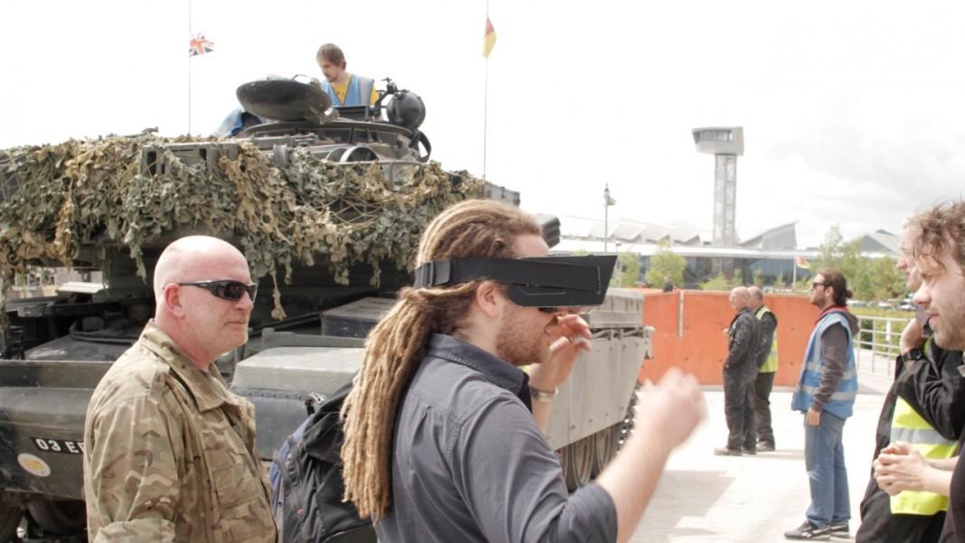 В Wargaming технологически готовы к появлению в играх VR-режима
