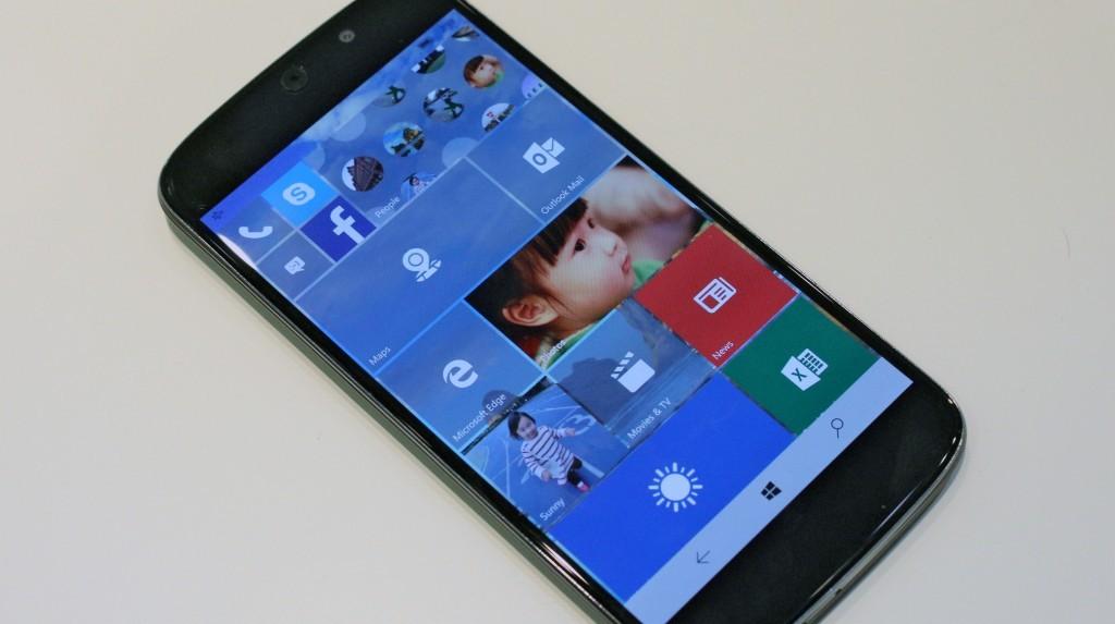 Смартфон Acer Jade Primo на Windows 10 Mobile выйдет в декабре