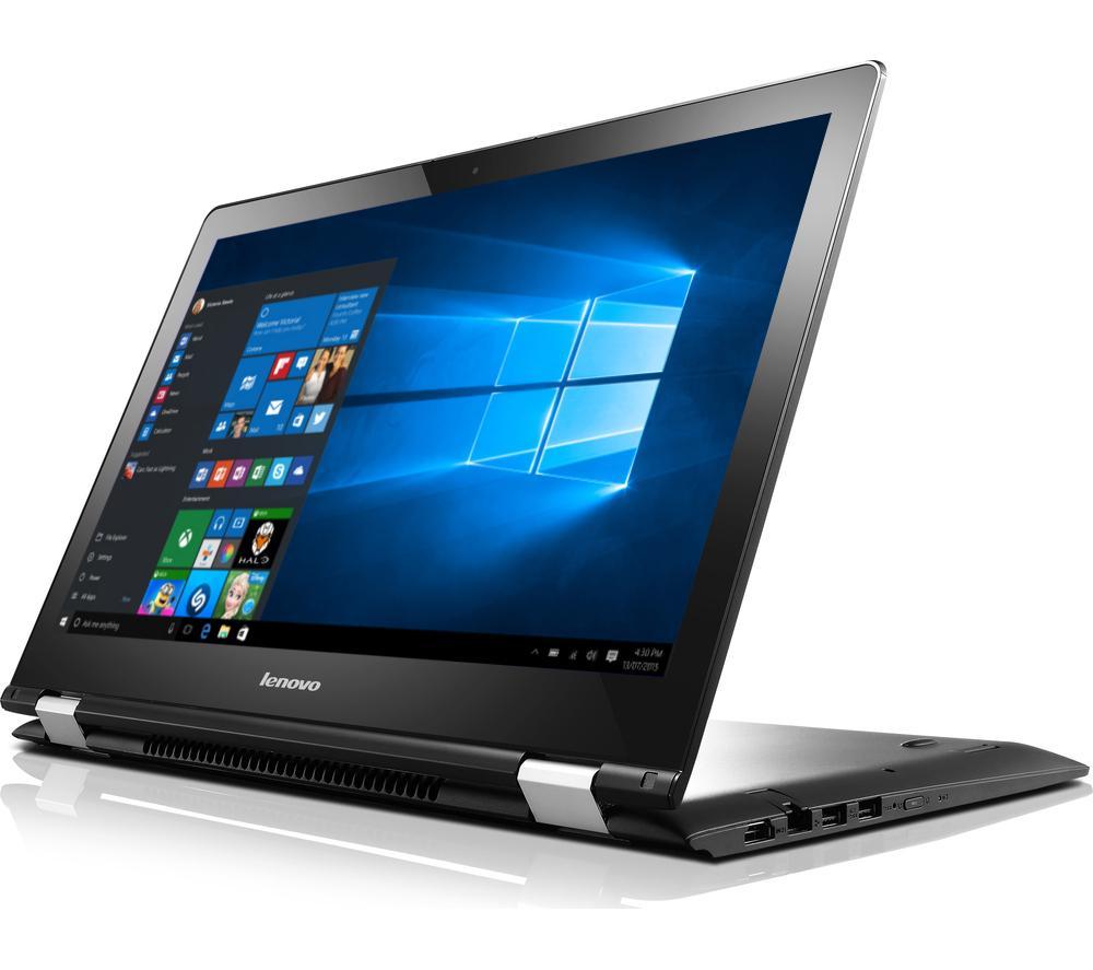 Lenovo YOGA 500: гибрид Windows-планшета и ноутбука