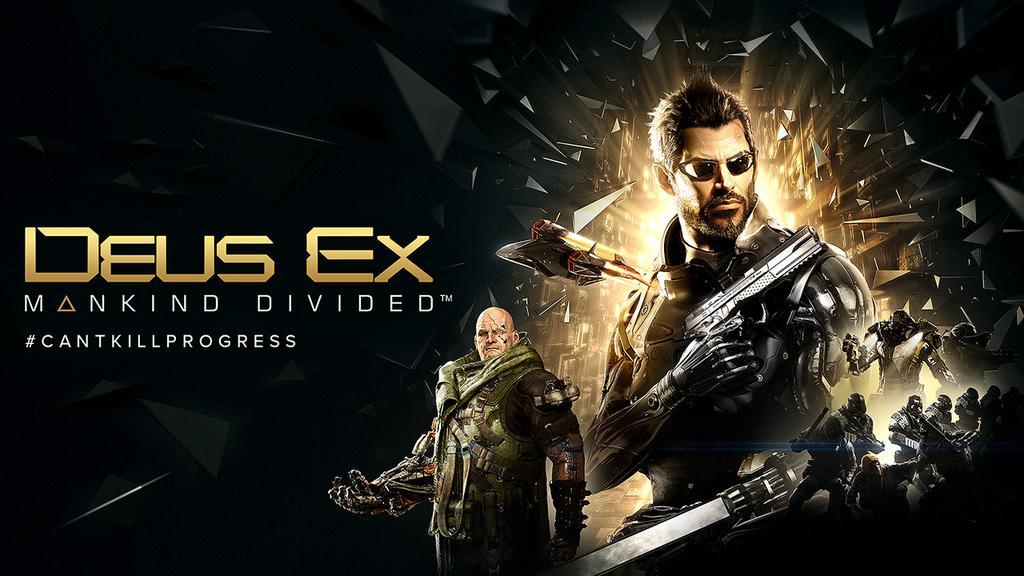Релиз игры Deus Ex: Mankind Divided отложен до августа 2016 года