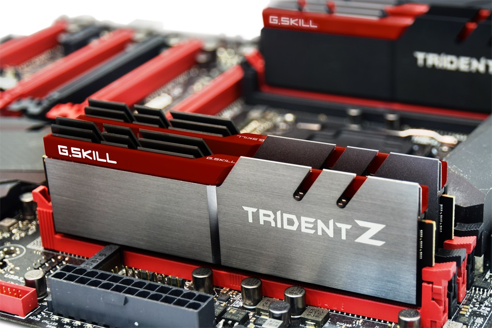 Семейство G.Skill Trident Z пополнили наборы модулей памяти DDR4-4133 объемом 16 ГБ