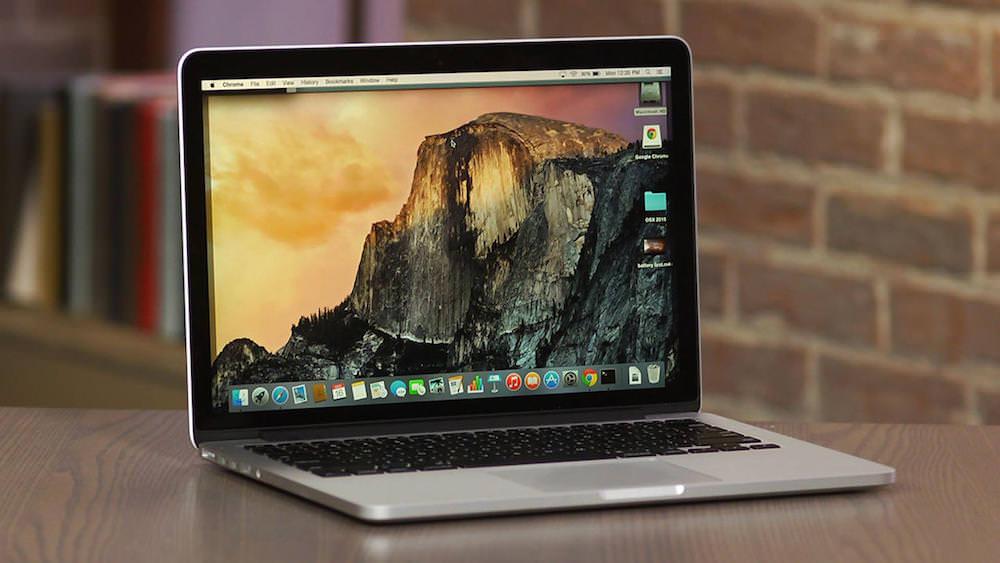 Пользователи признали MacBook самыми надёжными ноутбуками