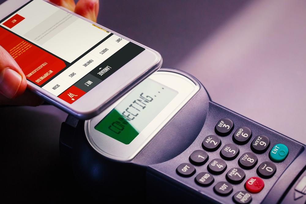 Курьеры OZON.ru начали принимать платежи с помощью смартфонов