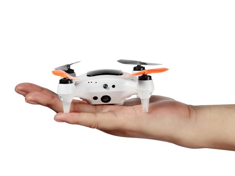 Нано-дроны ONAGOfly собрали более $450 тысяч на Indiegogo