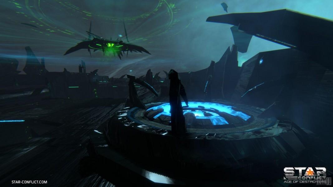 «Эра Эсминцев» выходит для космического боевика Star Conflict