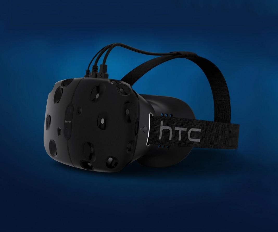 В Сети появилось изображение потребительной версии шлема виртуальной реальности HTC Vive