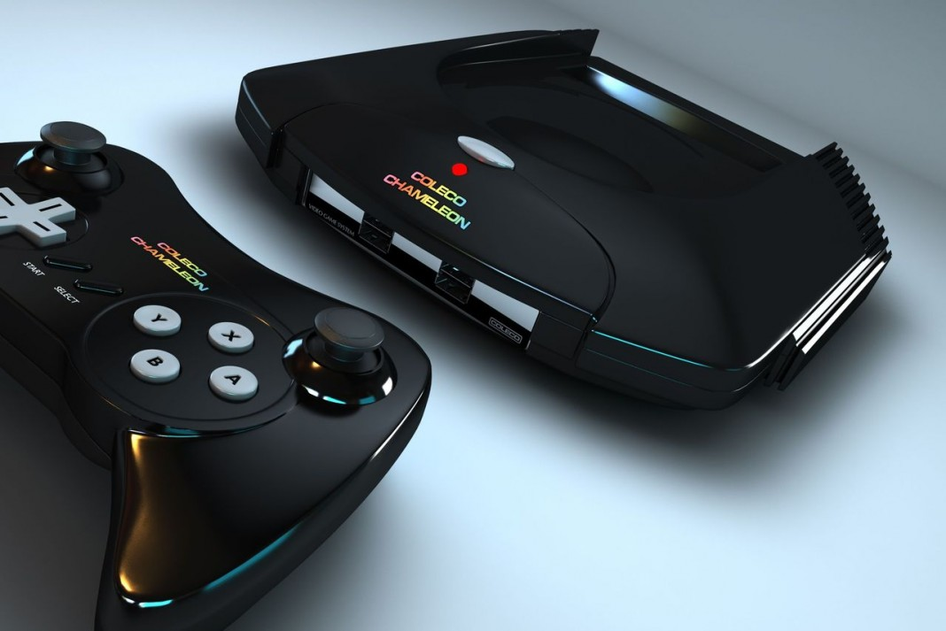 Приставка Coleco Chameleon вдохнёт жизнь в картриджи с Sega или Dendy
