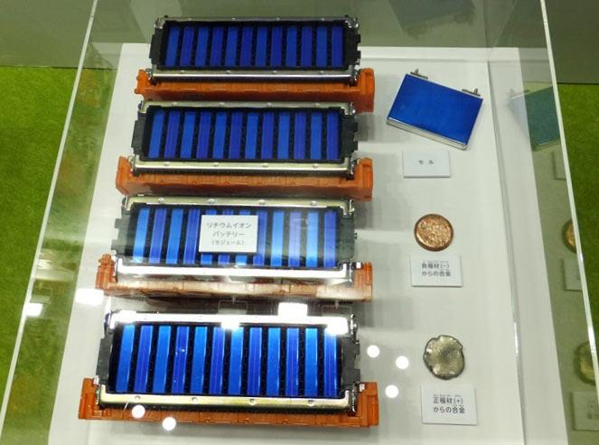 Honda показала технологию повторной переработки литий-ионных аккумуляторов
