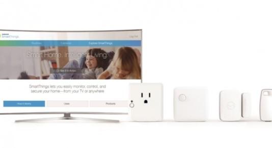 CES 2016: Samsung подсоединит Smart TV 2016 года к Интернету вещей