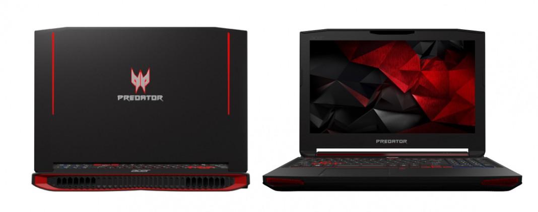 Геймерские ноутбуки Acer Predator 15 появились в России