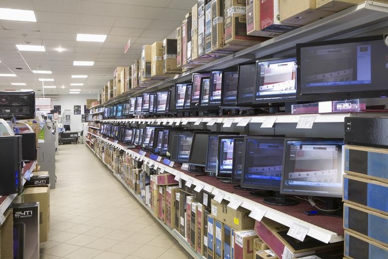 В России в ближайшее время вырастут цены на электронику и бытовую технику