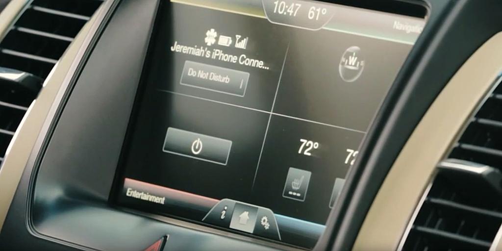 Ford выпускает обновление для автомобильной платформы Sync, которое приносит поддержку Siri Eyes-Free