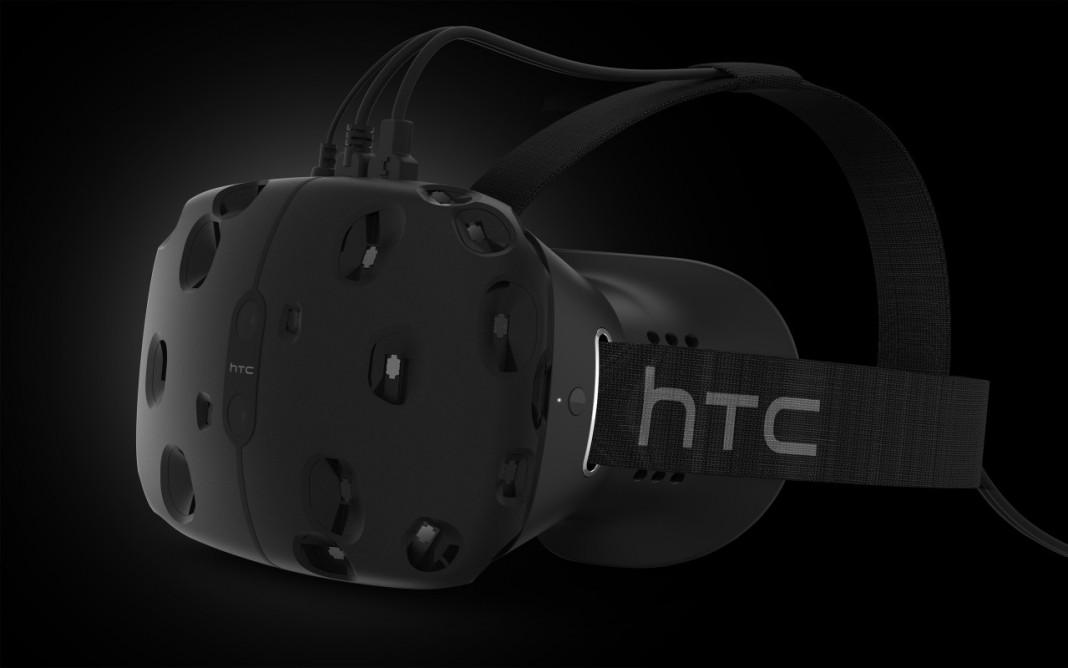 VR-гарнитура Vive поступит в продажу 1 апреля по цене 799 долларов