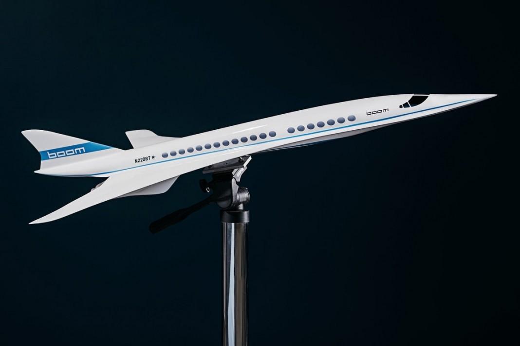 Сверхзвуковой пассажирский самолёт будет готов в 2017 году
