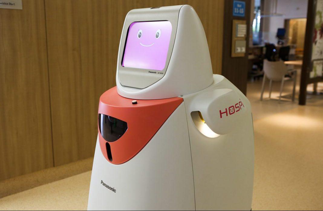 В больницах будут работать роботы-медсестры