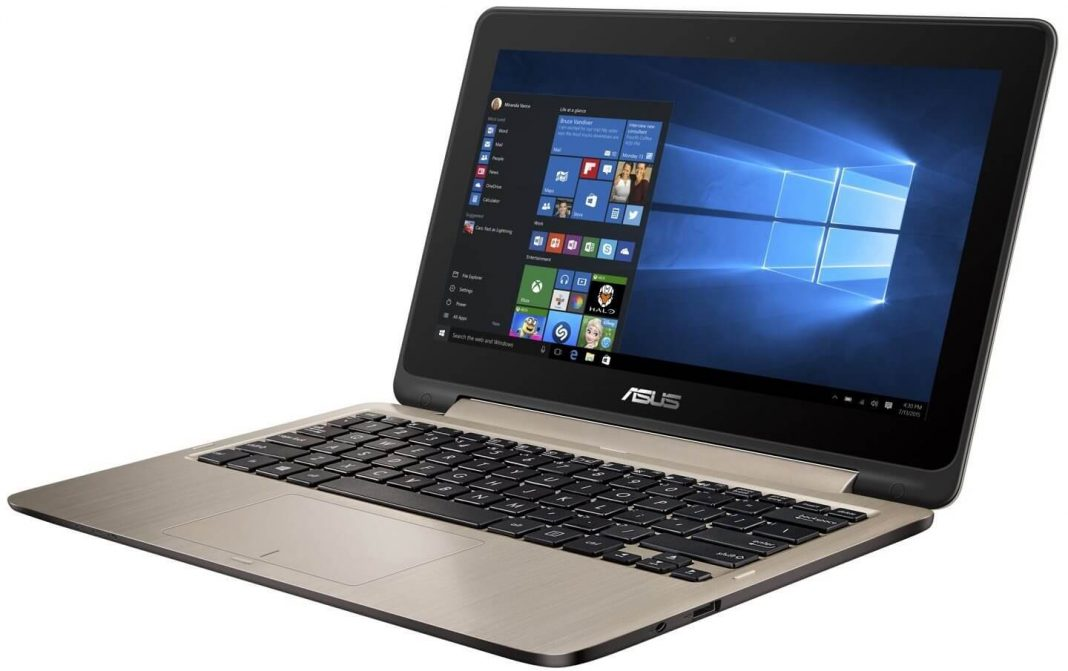 SoC Intel Pentium N3710 послужила основой ноутбука-трансформера Asus Book Flip TP201SA