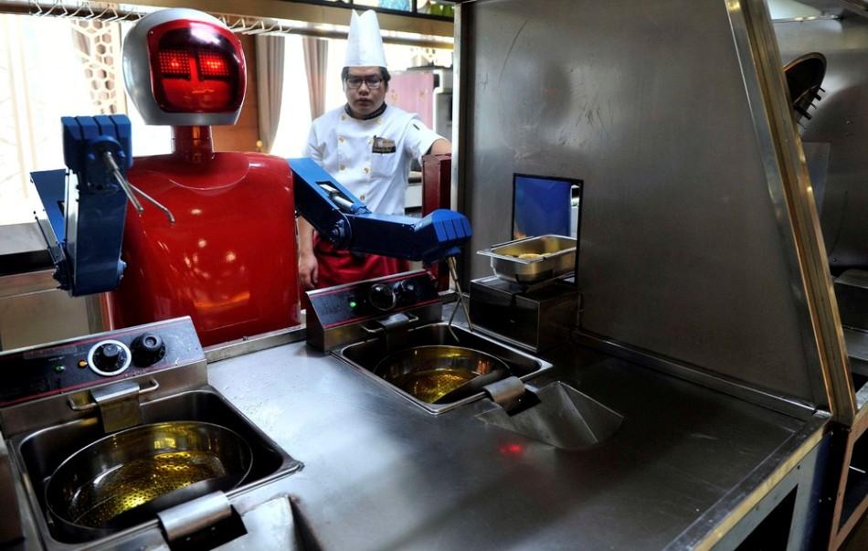 Роботы станут основной причиной глобальной безработицы