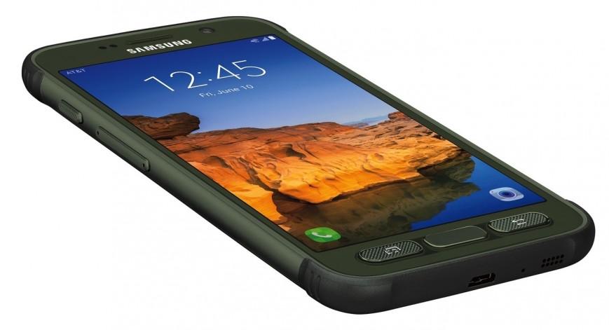 Samsung Galaxy S7 Active получил небьющийся дисплей и емкий аккумулятор