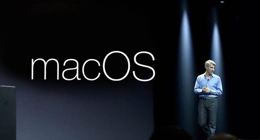 Apple рассказала о новой операционной системе для компьютеров