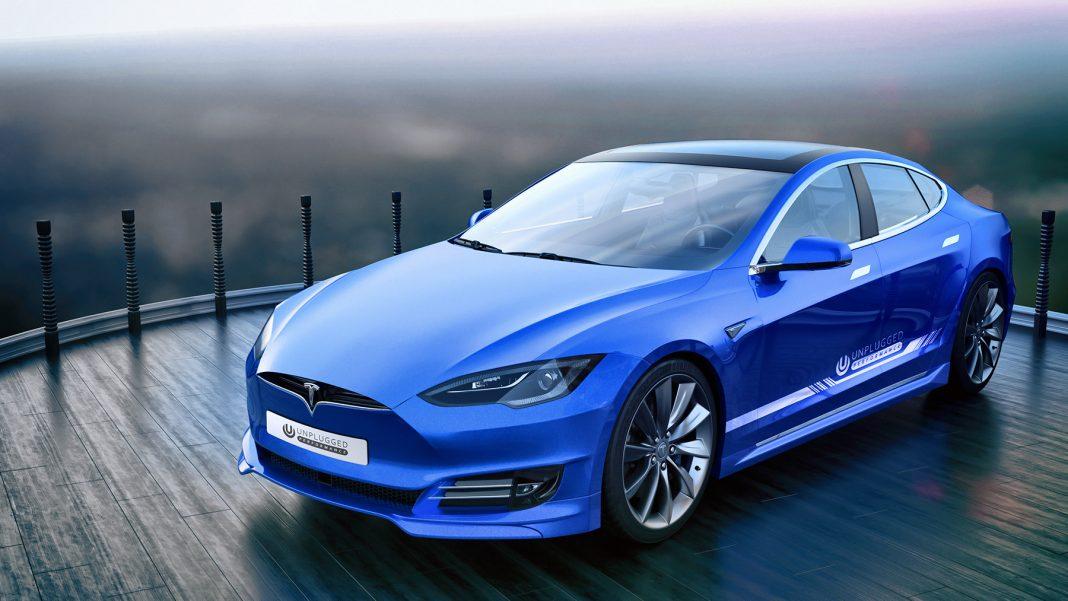 Элон Маск: Tesla Model S может превращаться в… лодку