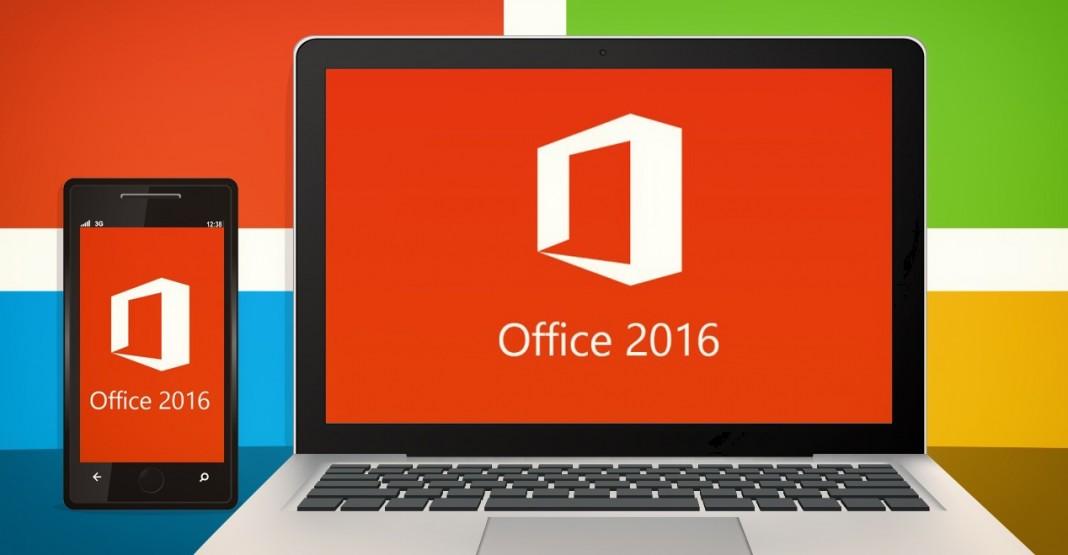 Microsoft выпустил Office 2016
