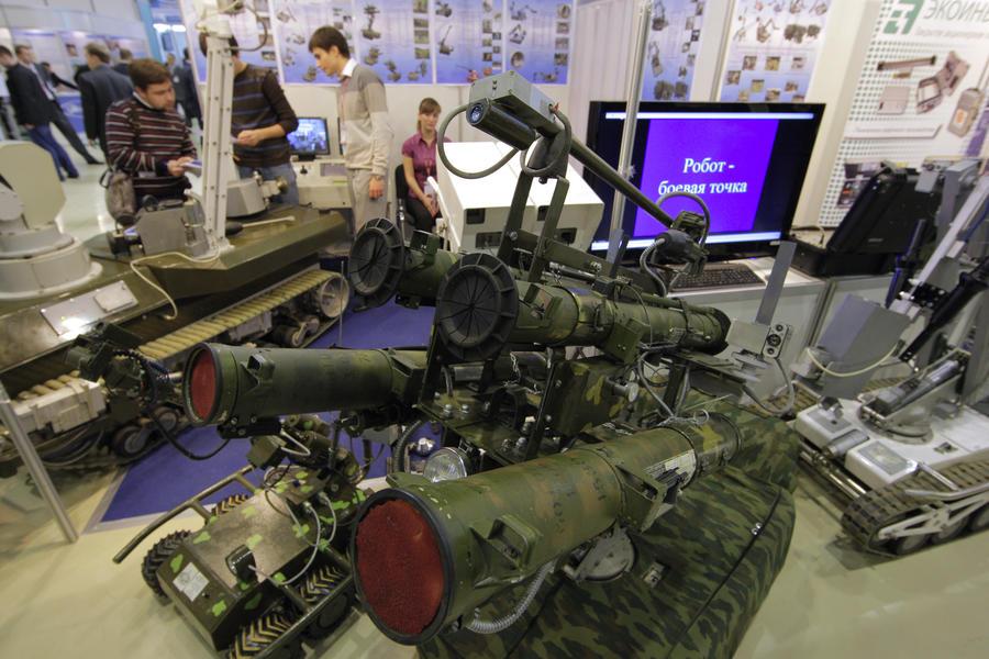 Минобороны РФ разрабатывает более 30 инноваций для Космических войск
